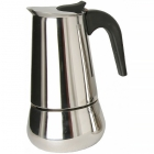 Cafetière italienne inox induction 140