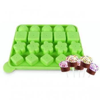 moule cake pops multi formes yoko design moule p tisserie cuisin 39 store. Black Bedroom Furniture Sets. Home Design Ideas